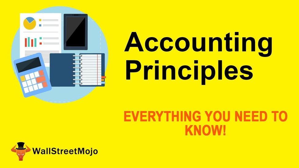How To Fix Basic Accounting Principle