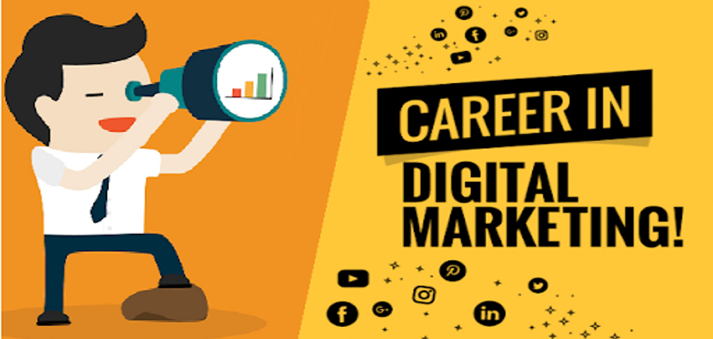 Top 5 Best Career Opportunities For A Digital Marketer