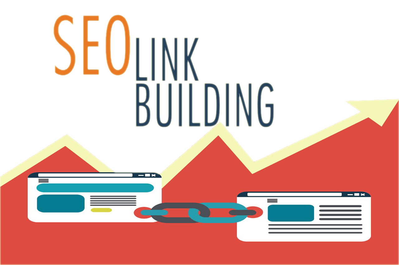 What is the difference between link building and SEO?
