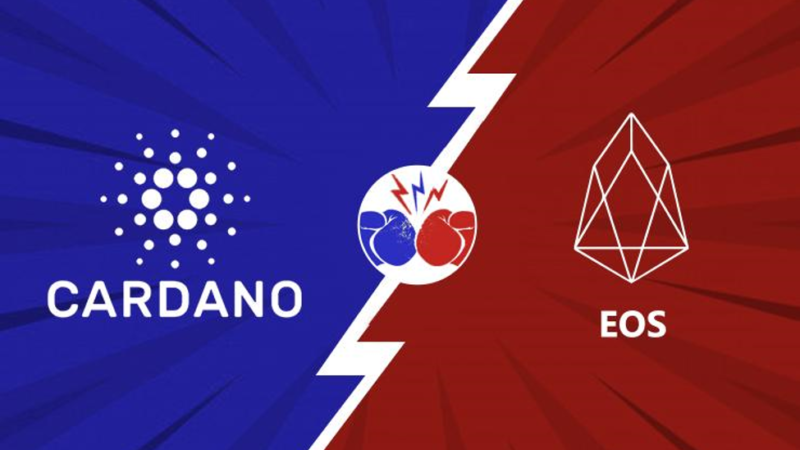 A Detailed Comparison Between Cardano And EOS