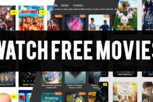 Best Free Movie Streaming Sites Without Sign Up 2020