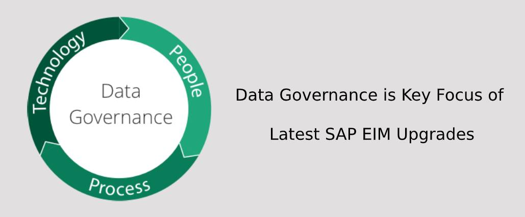 Data Governance is Key Focus of Latest SAP EIM Upgrades