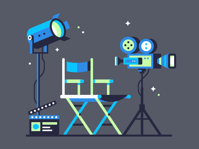 Design a Video for Marketing Purposes for Professionals