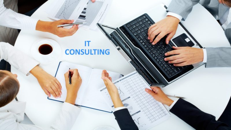 Scope and Benefits of IT Consulting