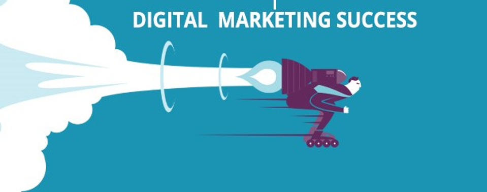 What It Is Made Of Success in Digital Marketing - Digital Marketing Training