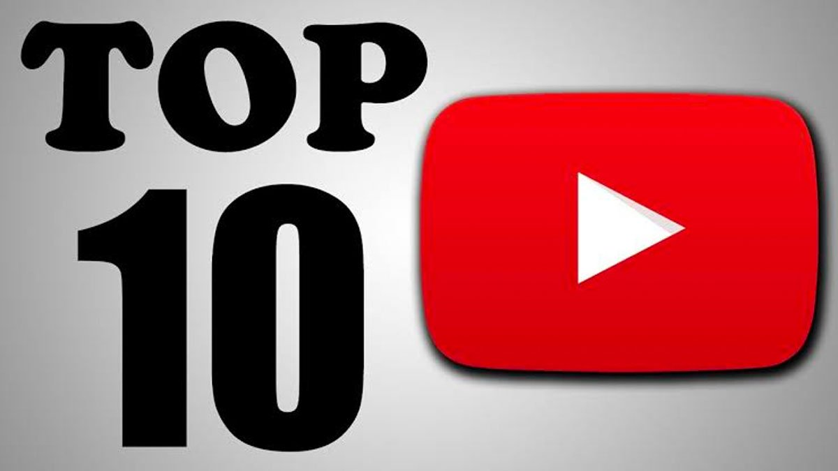 10 Most Liked Disliked Videos on Youtube